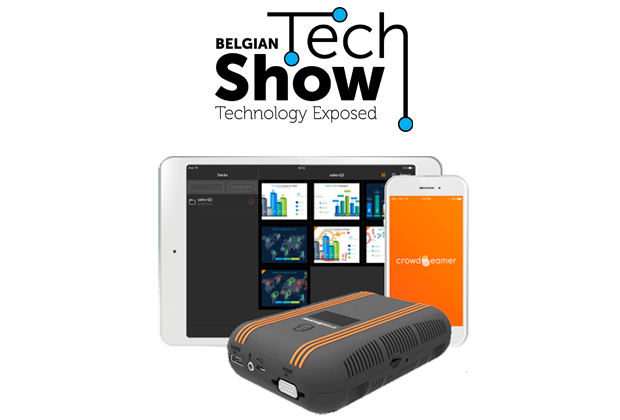 crowdbeamer-techshow