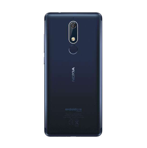 Nokia 5.1 Tempered Blue