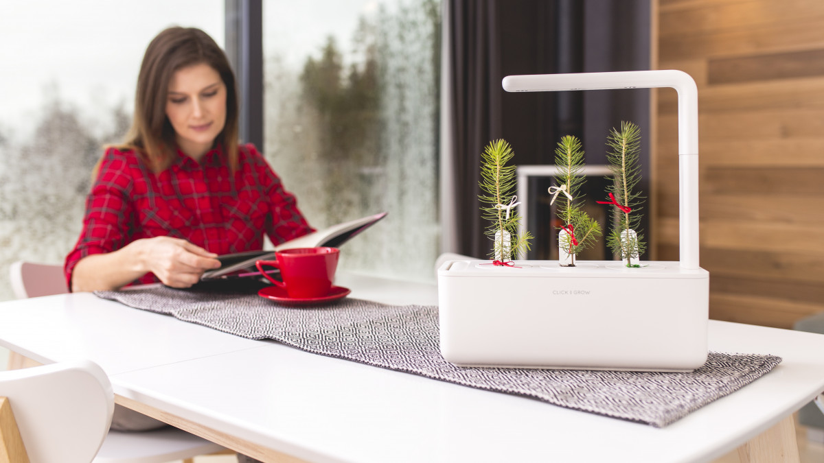 Click & Grow Smart Garden 3 review