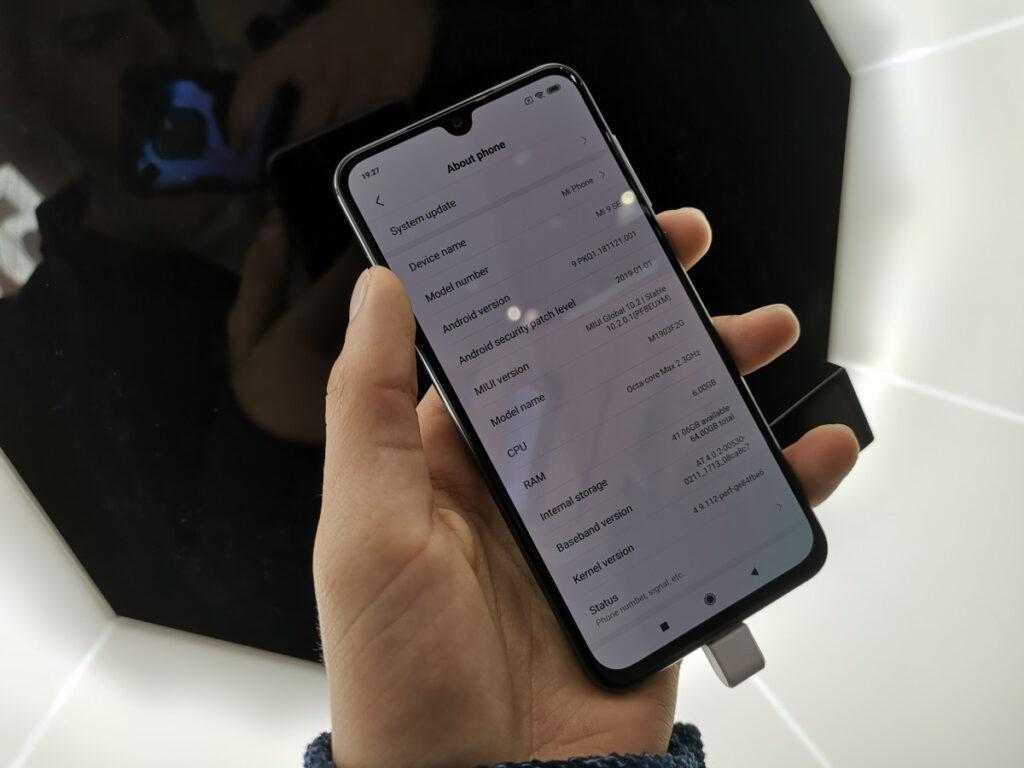 Xiaomi Mi 9 - 1