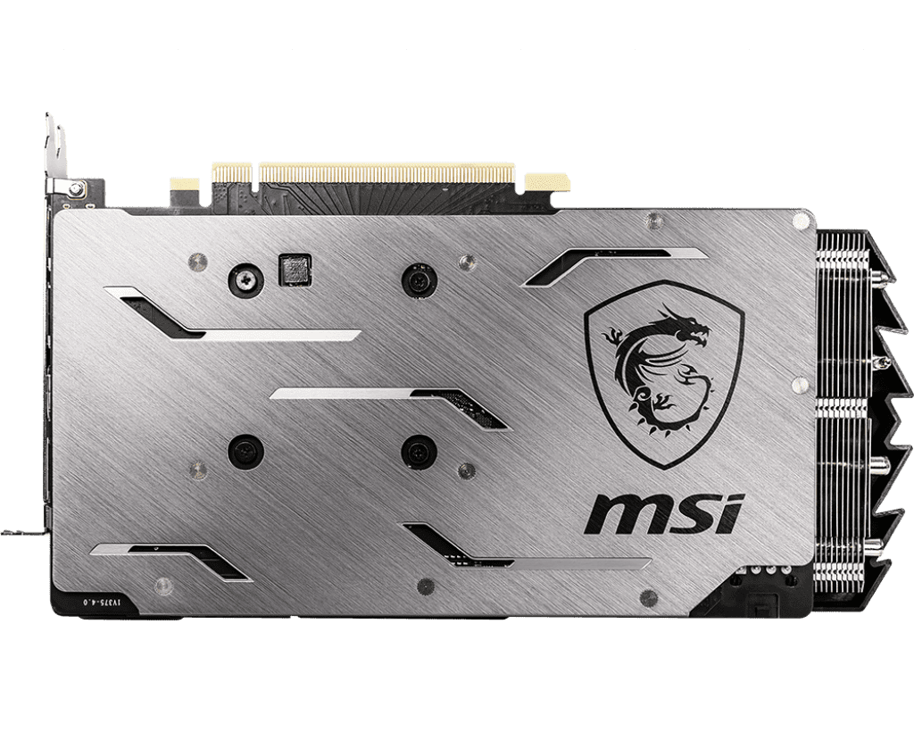 MSI Geforce RTX 2060 Gaming Z - 3