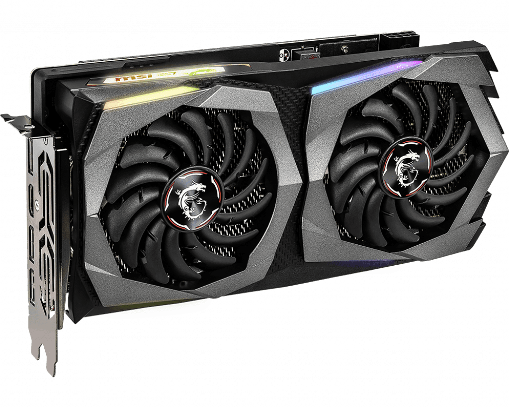 MSI Geforce RTX 2060 Gaming Z - 5